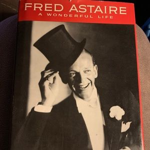 Fred Astaire A Wonderful Life by Bill Adler 1987